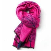 Winter Weight Double Sided Scarf
